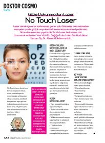 Cosmopolitan – Op. Dr. Ahmet Gökdere – No Touch Laser