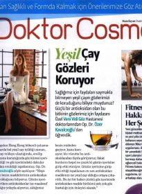 Cosmopolitan Dergisi – Op. Dr. Özer Kavalcıoğlu – Göz Sağlığı