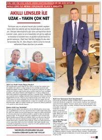 Klass Magazin – Op.Dr. Akın Akyurt – Akıllı Lensler