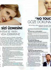 Ala Dergisi – Op. Dr. Özer Kavalcıoğlu – No Touch Laser / PresbyMax