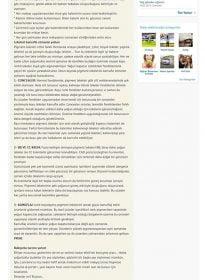 Hürriyet Gazetesi – Op. Dr. Özer Kavalcıoğlu – Göz Sağlığı