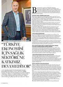 Şamdan Plus – Türkiye Ekonomi İçin Sağlık Sektörüne Katkımız Devam Ediyor – Necdet Özdemir