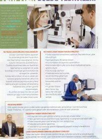 Onur Air Dergisi – Op. Dr. Akın Akyurt – No Touch Laser / PresbyMax