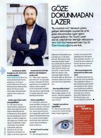 Esquire – Op. Dr. Özer Kavalcıoğlu – No Touch Laser