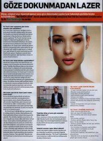 Mens Health – Op. Dr. Özer KAVALCIOĞLU – No Touch Laser