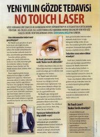 Para Dergisi – Op. Dr. Özer Kavalcıoğlu – No Touch Laser