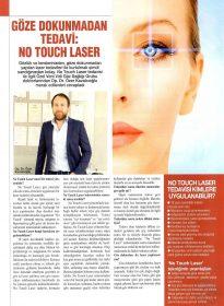 Şamdan Plus – Op. Dr. Özer Kavalcıoğlu – No Touch Laser