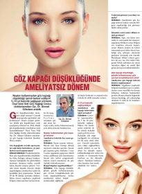 Şamdan Plus – Op.Dr. Ahmet Gökdere – Göz Kapağı Düşüklüğü