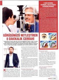 Şamdan Plus – Op. Dr. Özer Kavalcıoğlu – Akıllı Lensler