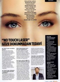 Womans Health – Opr. Dr. Özer Kavalcioğlu – No Touch Laser
