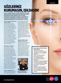 Op. Dr. Sadi Sızmaz – Göz Kuruluğu