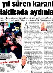 Op. Dr. Serhan Gazyağcı – Akıllı Lensler