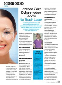 Op. Dr. Veysel Öztürk – Cosmopolitan – No Touch Laser
