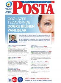 Op. Dr. Veysel Öztürk – Posta – Göz Lazer Tedavisi
