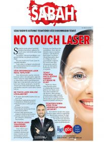 Op. Dr. Veysel Öztürk – Sabah – No Touch Laser