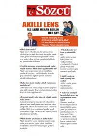 Op. Dr. Akın Akyurt, MD (Dr.med) – Sözcü – Akıllı Lens