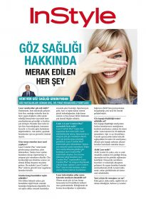 Doç. Dr. Fırat Helvacıoğlu – Instyle Dergisi – Göz Sağlığı
