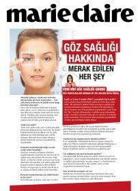 Op. Dr. Sultan Kaya Ünsal – Marie Claire – Göz Sağlığı Hakkında Merak Edilen Her Şey