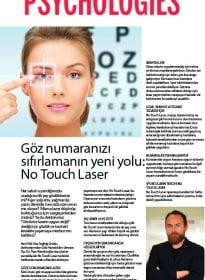 Op. Dr. Özer Kavalcıoğlu – Psychologies Türkiye – No Touch Laser Tedavisi