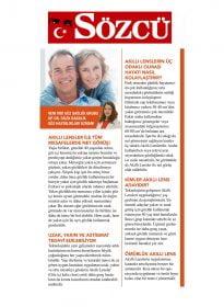 Op. Dr. Dilek Babalık – Sözcü Gazetesi – Her Mesafede Net Görüş Sağlayan Akıllı Lensler
