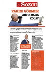 Doc. Dr. Fırat Helvacıoğlu – Sözcü – Yakını Görmek Artık Daha Kolay