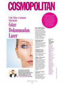 Op. Dr. Berktuğ Erdoğan – Cosmopolitan – Göze Dokunmadan Laser