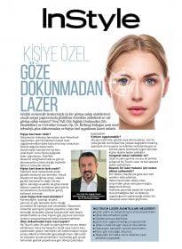 Op. Dr. Berktuğ Erdoğan – inStyle – Kişiye Özel Göze Dokunmadan Lazer