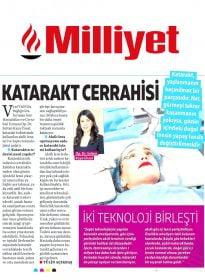 Op. Dr. Sultan Kaya Ünsal – Milliyet- Katarakt Cerrahisi